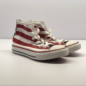 Converse USA American Flag youth size 1